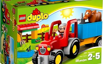 LEGO DUPLO Ville 10524 Traktor