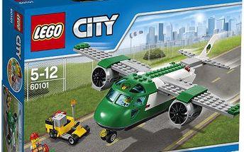 LEGO City 60101 Letiště - nákladní letadlo