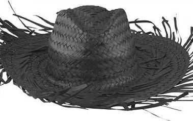 Slaměný klobouk - Sombrero - dodání do 2 dnů