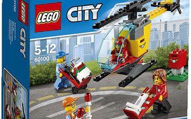 LEGO® City 60100 Letiště - Startovací sada