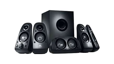 Logitech Surround Sound Speaker Z506, 5.1; 980-000431
