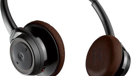 Sluchátka Plantronics Backbeat Sense, černá + 200 Kč za registraci