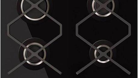 Plynová varná deska Amica IN 6610 GCB černá