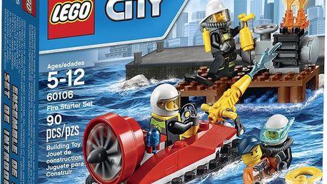 LEGO® City 60106 Hasiči – Startovací sada