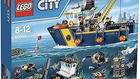 LEGO® City 60095 Plavidlo pro hlubinný mořský výzkum