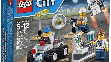 LEGO® City 60077 Kosmonauti - startovací sada