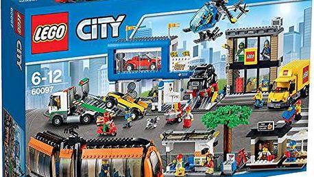LEGO® City 60097 Náměstí ve městě