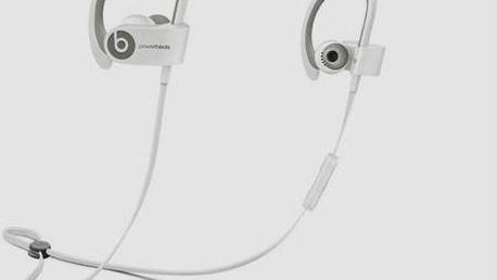 Sluchátka Beats by Dr. Dre Powerbeats 2Wireless, bezdrátová, bílá + 200 Kč za registraci