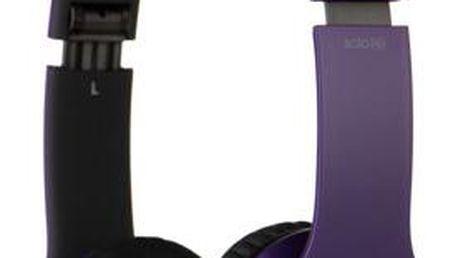 DJ sluchátka Beats by Dr. Dre Solo HD, fialové + 200 Kč za registraci