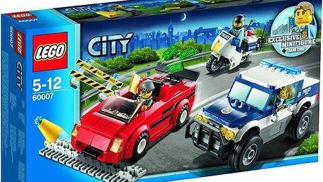 LEGO City Police 60007 Policejní honička