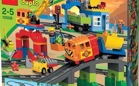LEGO DUPLO 10508 Ville Vláček deluxe