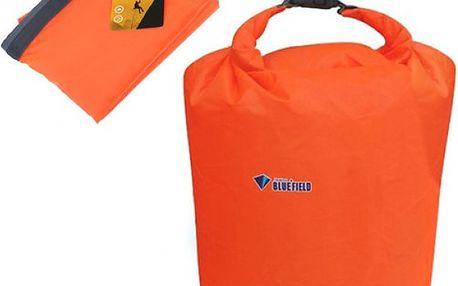 Vodotěsný vak na loď - 40 litrů - oranžová barva - dodání do 2 dnů