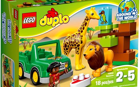 LEGO® DUPLO® 10802 Savana