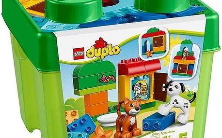 LEGO DUPLO Toddler 10570 Dárková sada vše v jednom