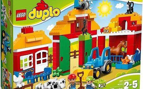 LEGO DUPLO 10525 Ville Velká farma