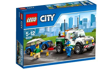 LEGO City Great Vehicles 60081 Odtahový pick-up