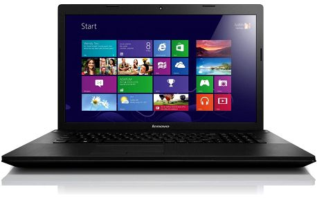 Notebook Lenovo IdeaPad G710 (59424545) + 200 Kč za registraci