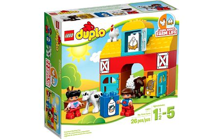 LEGO DUPLO My First 10617 Moje první farma