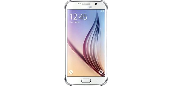 Samsung pro Galaxy S6 (EF-QG920BS) (EF-QG920BSEGWW) stříbrný
