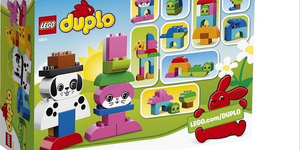 LEGO DUPLO Toddler 10573 Postav si zvířátka