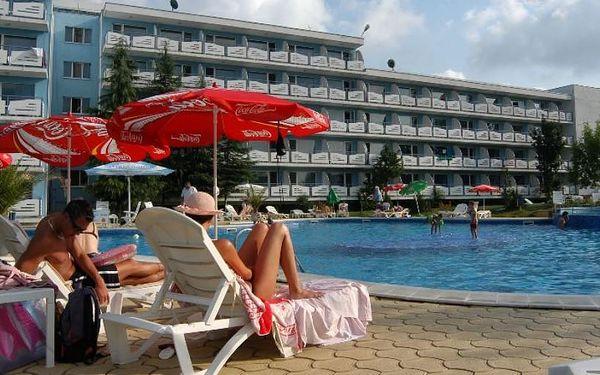 Bulharsko, Primorsko, letecky na 8 dní se snídaní