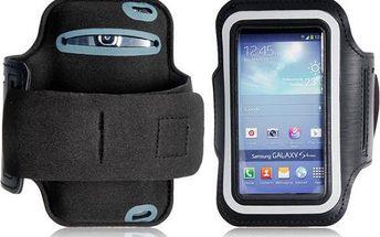 Pouzdro na ruku pro Samsung Galaxy S4 mini - 2 barvy