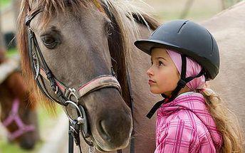 Příměstský tábor s koňmi na 1 nebo 5 dní