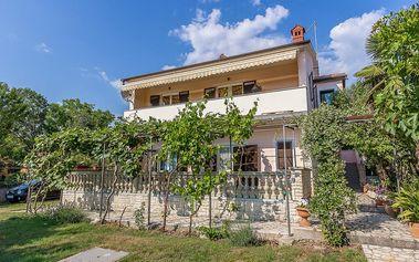 Chorvatsko - Apartmán 1318-133 - Riviéra Medulin / bez stravy, vlastní doprava, 14 nocí, 7 osob