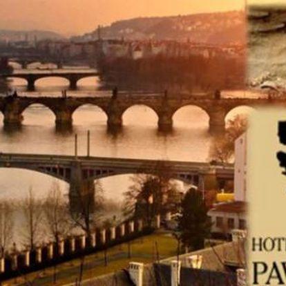Krásná letní Praha i víkendy Hotel Pawlovnia*** 3 dny pro 2 se snídaněmi, bazénem a večeří