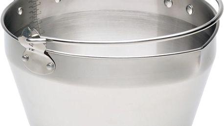 Nerezový zavařovací hrnec Home Made, 9 litrů - doprava zdarma!