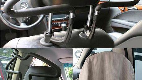 Univerzální věšák do auta (ramínko)