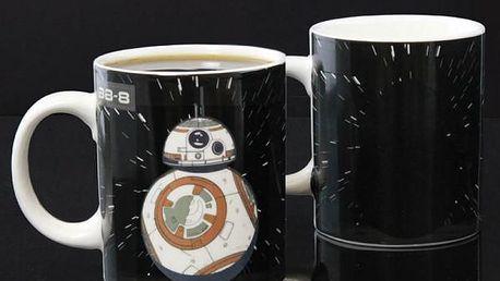 Hrnek reagující na teplo Star Wars BB-8