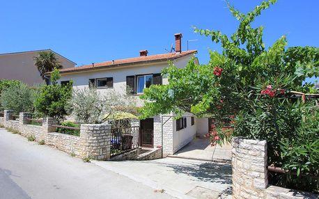 Chorvatsko - Apartmány 1318-141 - Riviéra Pula / bez stravy, vlastní doprava, 14 nocí, 5 osob