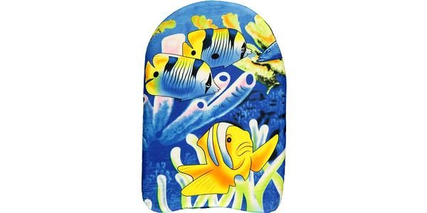 Plavecký Kickboard s barevným designem