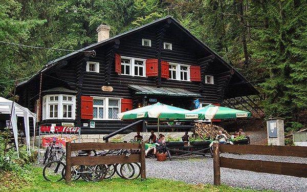 4 nebo 5denní pobyt pro 2 s polopenzí v penzionu Tokáň v Českém Švýcarsku