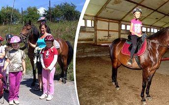 Příměstský koňský tábor u Olomouce v termínu 8-12.8.2016. Milují Vaše děti koně a ještě nemáte plán na srpen? Pětidenní příměstský koňský tábor je určen dětem, kteří mají rádi koně a chtějí se něco o nich naučit, program je doplněný doprovodnými akcemi a