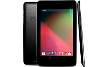 Tablet Asus Google Nexus 7, 16GB, černý + 200 Kč za registraci
