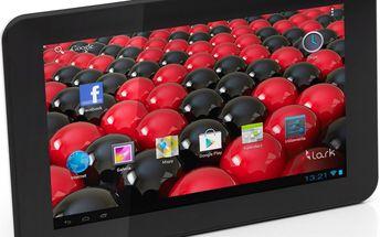 Tablet Lark FreeMe X2 7, 1,2GHz dual, 4GB, RAM 512MB, žlutý + 200 Kč za registraci