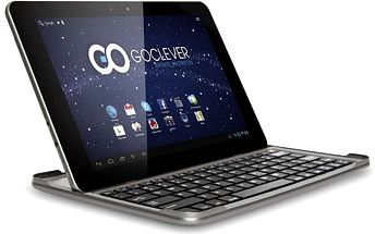 Tablet GoClever R105BK, 10,1 palců, šedý + 200 Kč za registraci