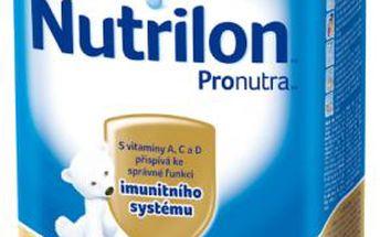 Nutrilon kojenecké mléko 2 Pronutra 6x800g