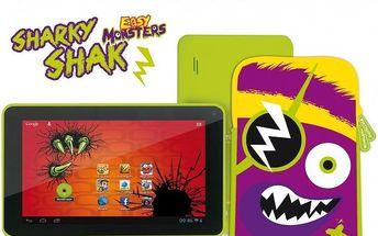 Tablet EasyPix MonsterPad Sharky Shak 7 + 200 Kč za registraci