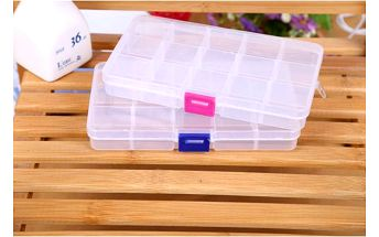 Krabička na léky nebo jiné drobnosti - skladovka - poštovné zdarma