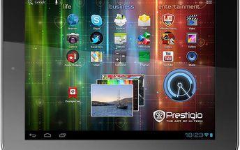 Tablet Prestigio MultiPad 2 PMP5780 Wi-Fi + 200 Kč za registraci