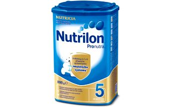 Nutrilon kojenecké mléko 5 Pronutra 800g