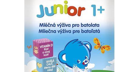 Nestlé kojenecké mléko JUNIOR 1+, 2x350g