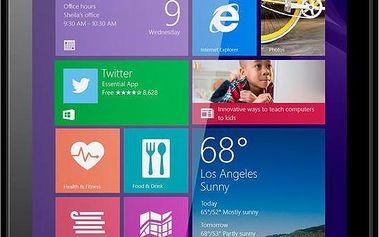 Tablet Prestigio MultiPad Visconte Quad (PMP880TDBK) + 200 Kč za registraci