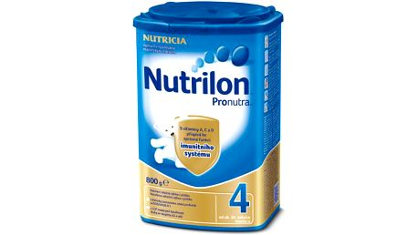 Nutrilon kojenecké mléko 4 Pronutra 800g