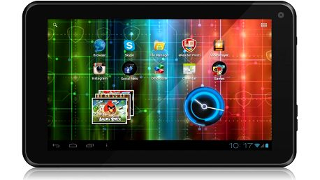 Tablet Prestigio MultiPad PMP5588C DUO + 200 Kč za registraci