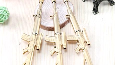 Propiska v podobě odstřelovací pušky - 2 kusy - dodání do 2 dnů