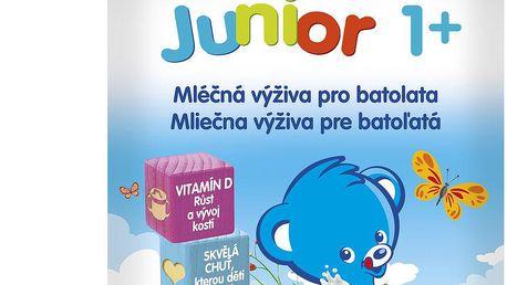 Nestlé kojenecké mléko JUNIOR 1+, 6x700g